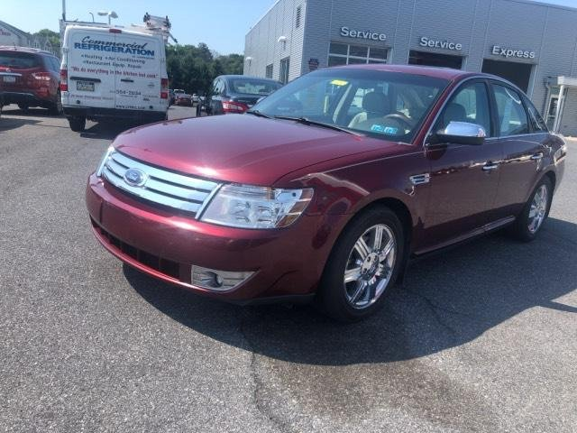 Pre-Owned 2008 Ford Taurus Limited