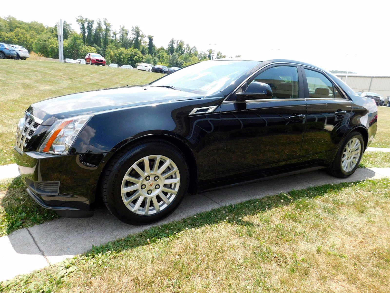 Pre-Owned 2013 Cadillac CTS Sedan Luxury