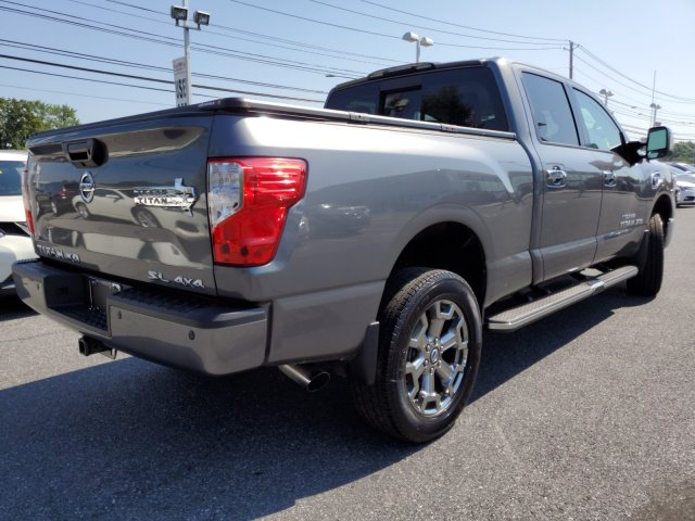 Pre-Owned 2018 Nissan Titan XD SL