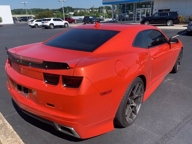 Pre-Owned 2012 Chevrolet Camaro 2SS
