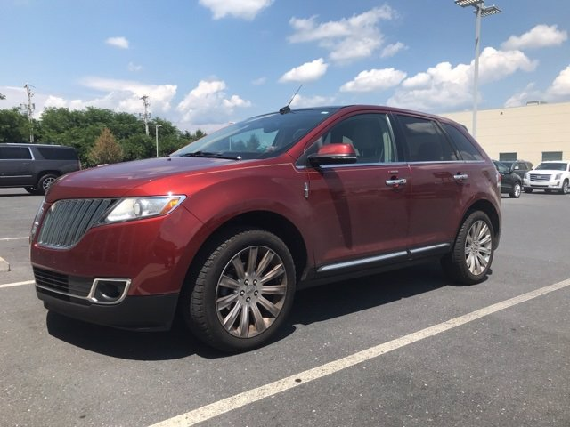 Pre-Owned 2015 Lincoln MKX