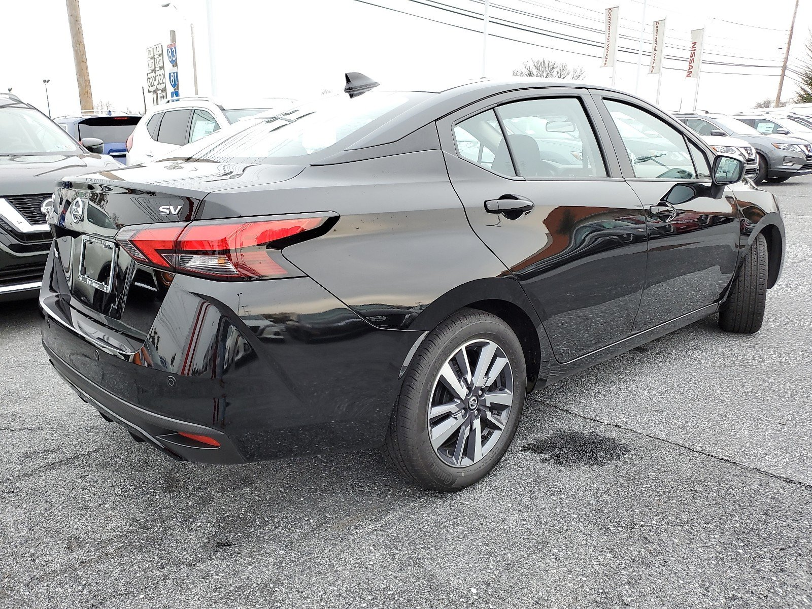 Certified Pre-Owned 2020 Nissan Versa SV