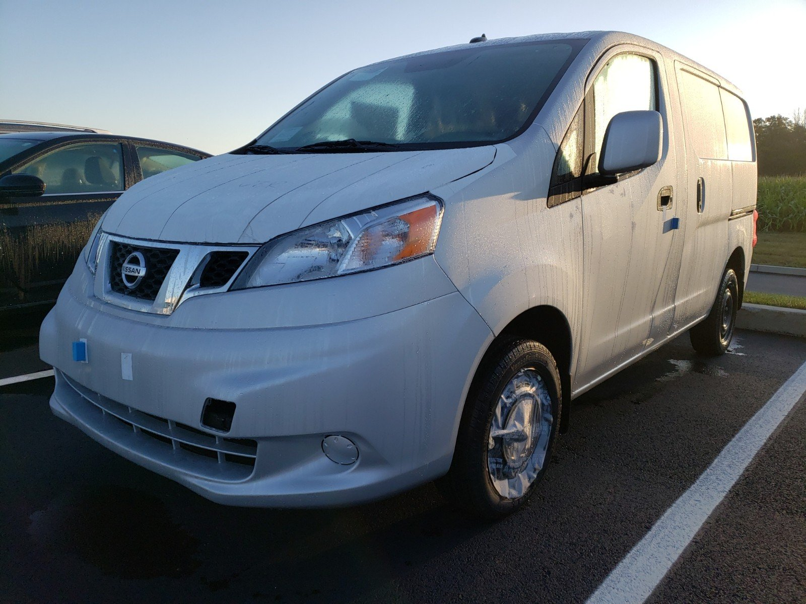 New 2019 Nissan NV200 Compact Cargo SV