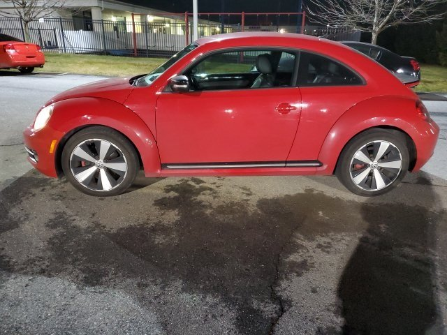 Pre-Owned 2012 Volkswagen Beetle 2.0T Turbo with Sound/Nav PZEV