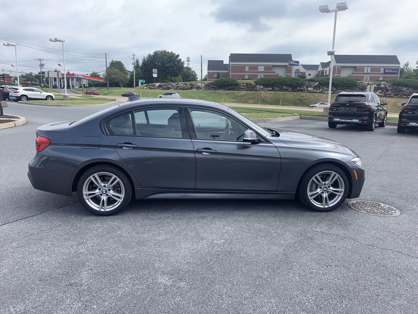 Pre-Owned 2018 BMW 3 Series 340i xDrive