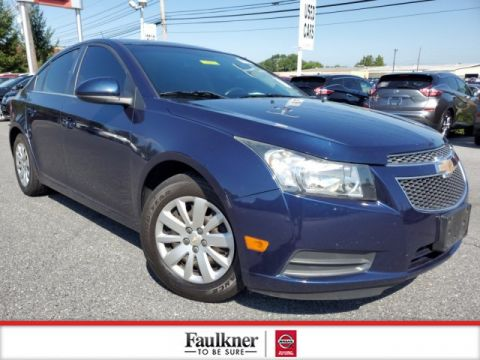 Pre-Owned 2011 Chevrolet Cruze LT with 1LT