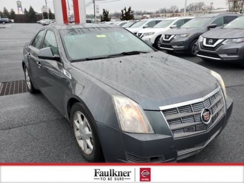 Pre-Owned 2008 Cadillac CTS AWD with 1SA